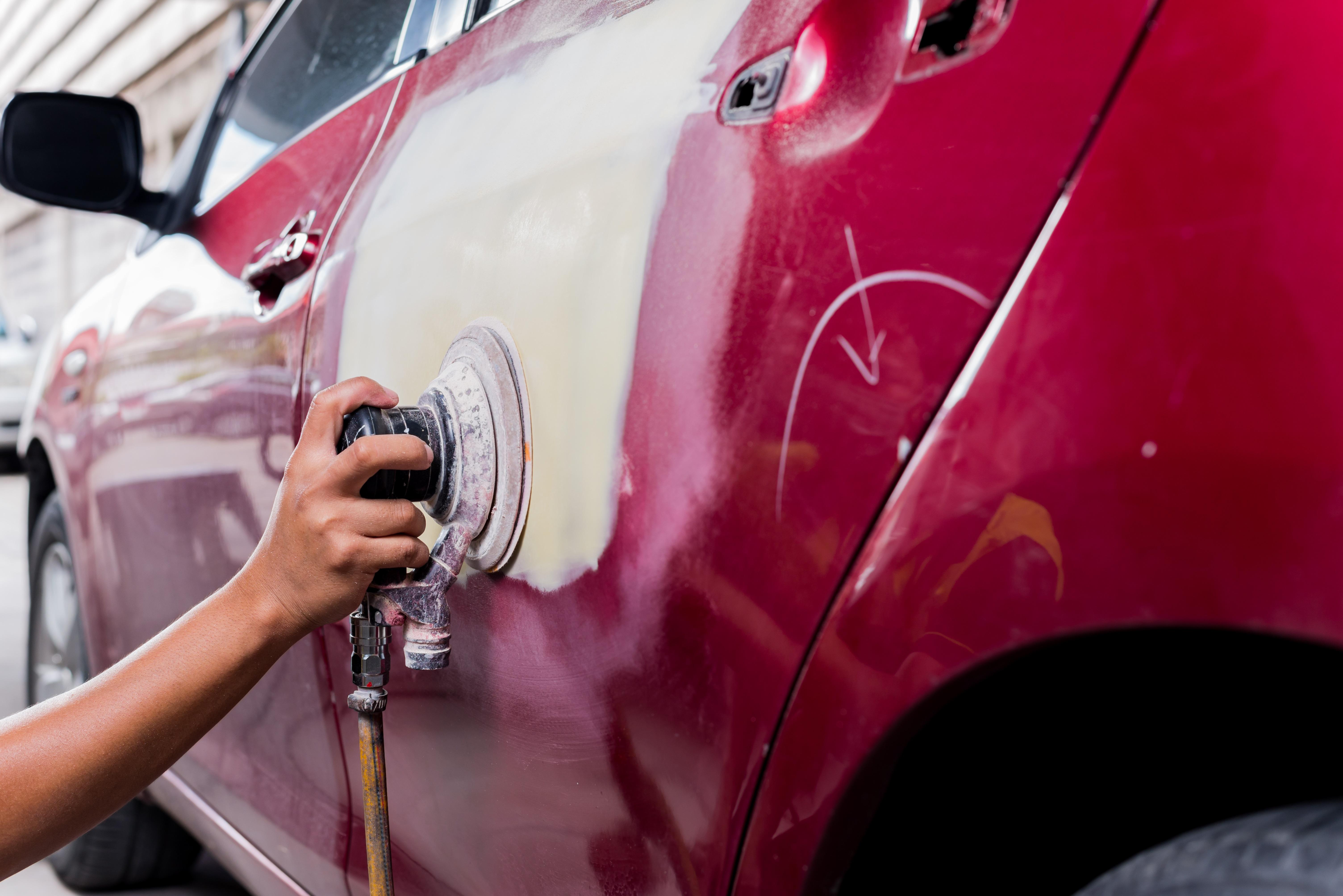 blacharstwo lakiernik blacharz samochód