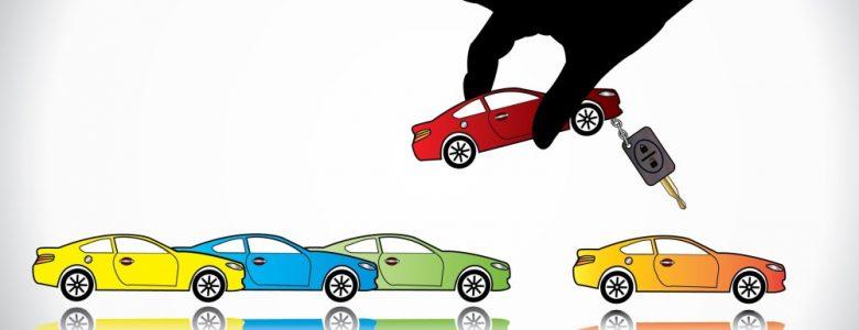 wybór auta